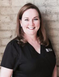Donna Bourassa, dental hygienist at Hall Cosmetic & Family Dentistry